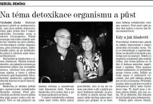 Euroinstitut - půst a detoxikace