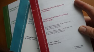 Euroinstitut na konferenci sociální práce
