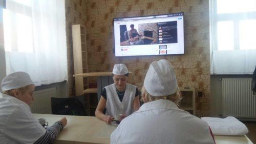 Euroinstitut | příprava pokrmů