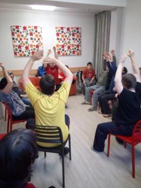 Euroinstitut pohybové aktivity Sokolík