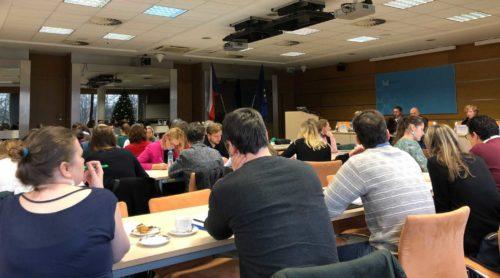 Euroinstitut zahraniční studenti konference MZV oříznuté