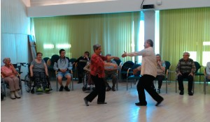 Střední škola Euroinstitut taneční terapie.